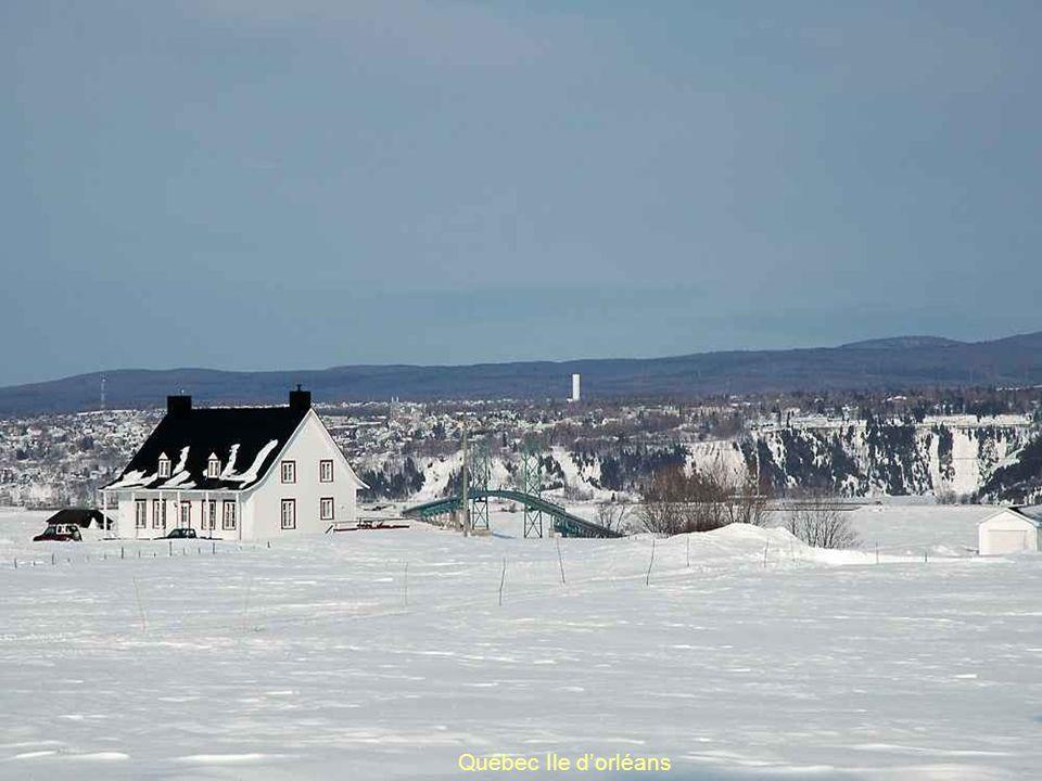 Québec Ile dorléans