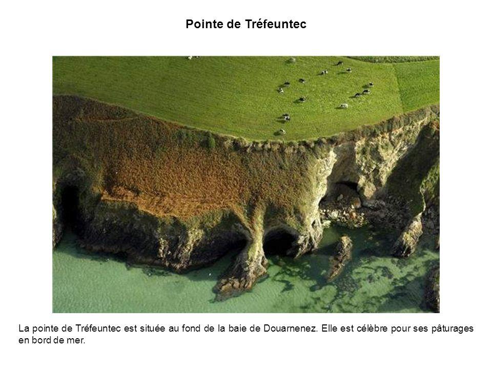 Pointe de Quiberon La presquîle de Quiberon (Morbihan) cest la côte sauvage avec ses hautes falaises façonnées par les vents et la mer.