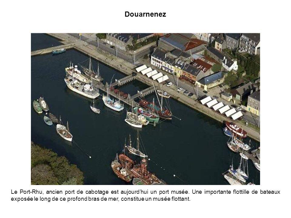 Le Guilvinec Premier port de pêche artisanale de France (Finistère Sud)