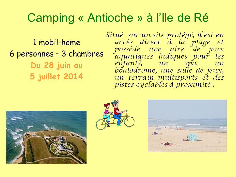 Camping « Taxo les Pins » à Argelès-sur- Mer – Pyrénées Orientales 1 mobil-home 6 personnes – 3 chambres Du 5 juillet au 30 août 2013 Plage de sable de 7 km, massif des Abères, bois de pins de 12 ha en front de mer avec promenade arborée de 3 km.