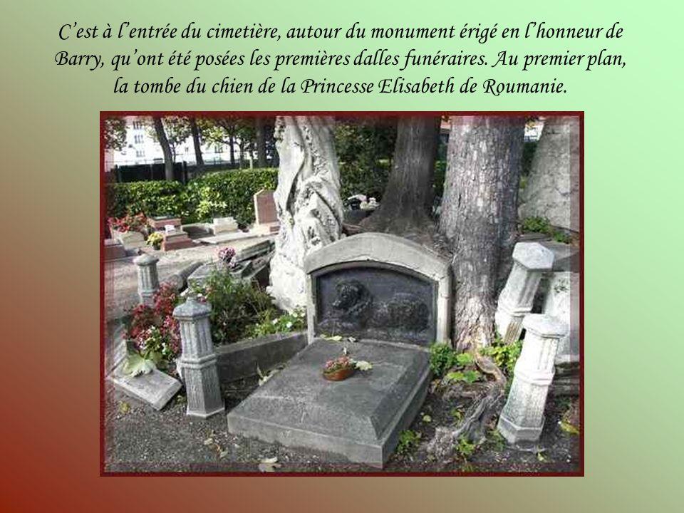 Ci-dessus, le chat de lécrivain Alexandre Dumas et Madame. Le chien, Moustache, a suivi les campagnes napoléoniennes dans ses déplacements.