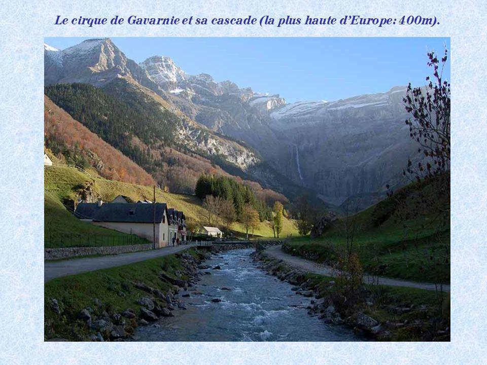Les Hautes-Pyrénées.