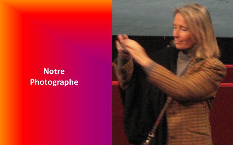 Notre Photographe
