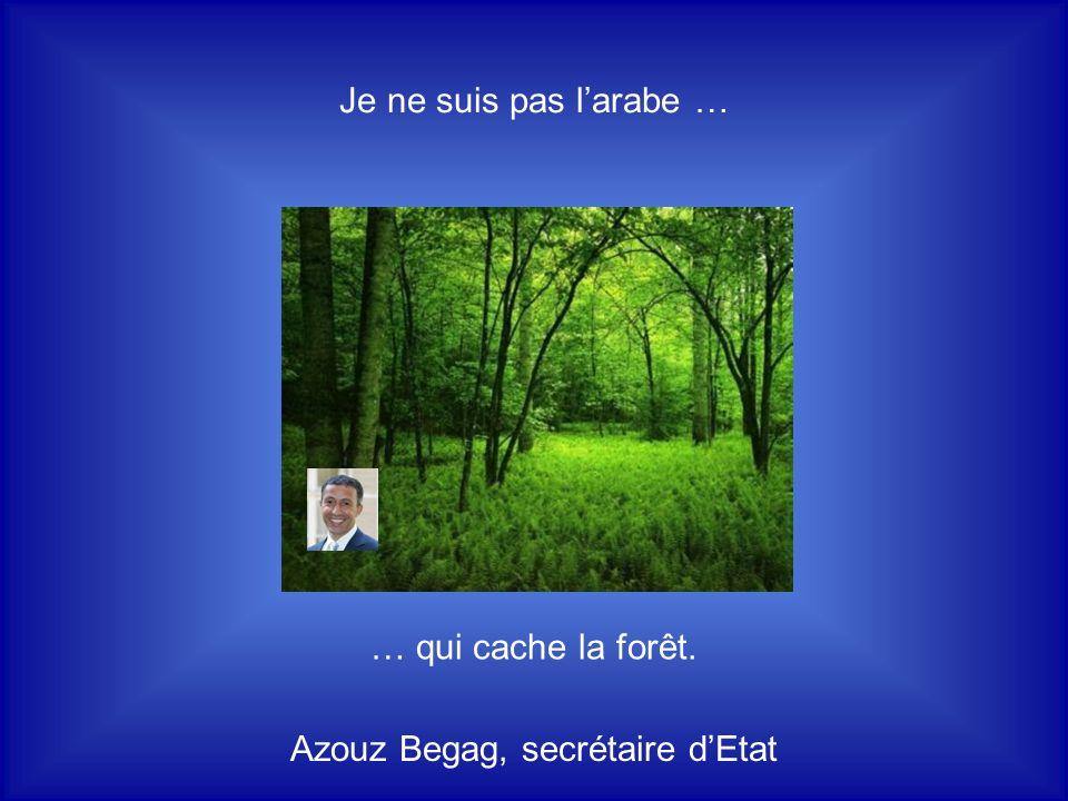 Le sexe, c'est ce qu'il y a de profond… …entre l'homme et la femme. Laurent Fabius, premier ministre