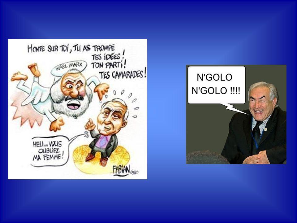 …de DSK ! Laurent Fabius, député PS Je ne suis pas une pom-pom girl…