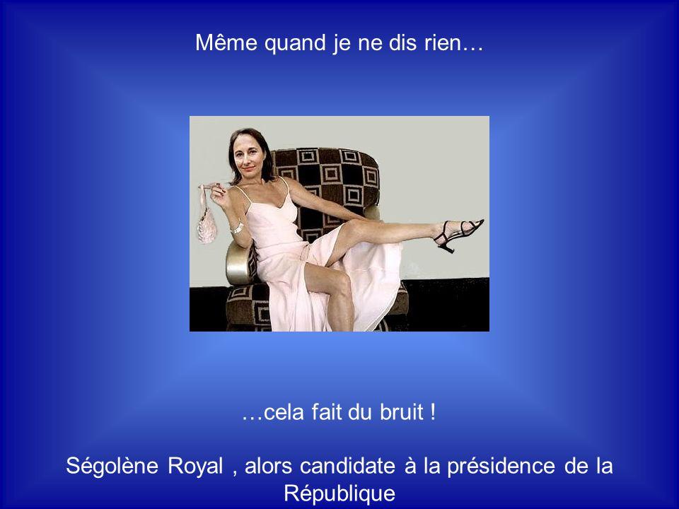 … que leurs conjoints ! Jean-Pierre Raffarin, premier ministre