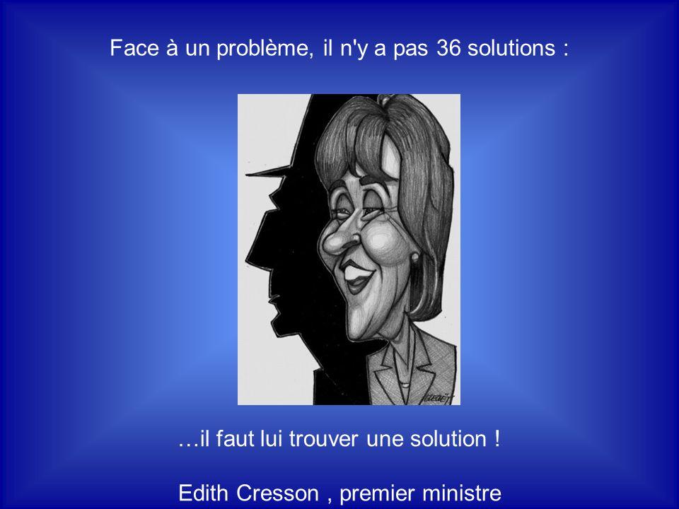 … que leurs conjoints ! Jean-Pierre Raffarin, premier ministre Les veuves vivent plus longtemps…