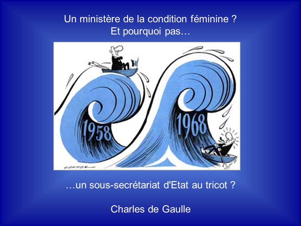 Le sexe, c est ce qu il y a de profond… …entre l homme et la femme.