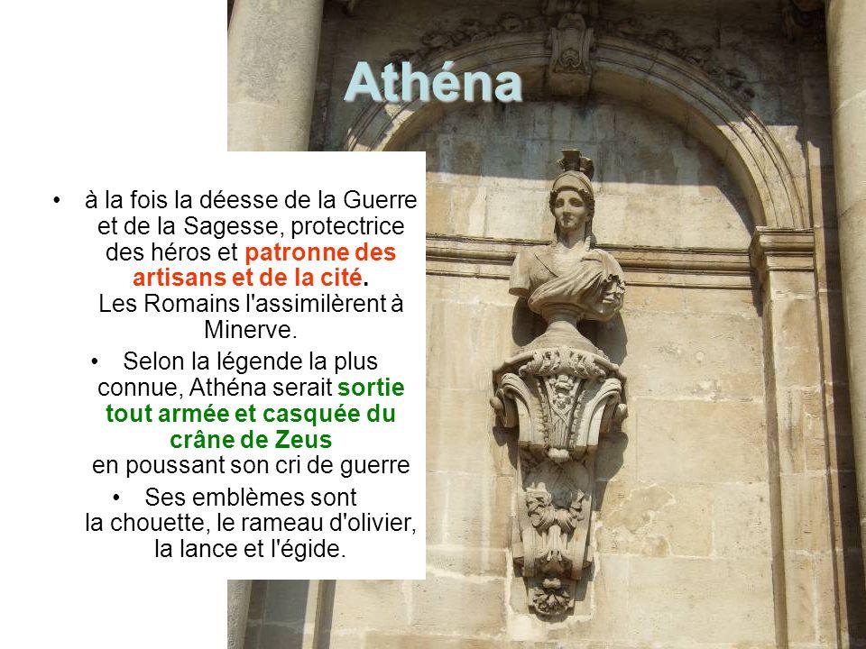 Ares Ares le dieu de la guerre et de la violence; le seul fils légitime de Zeus et de Héra.