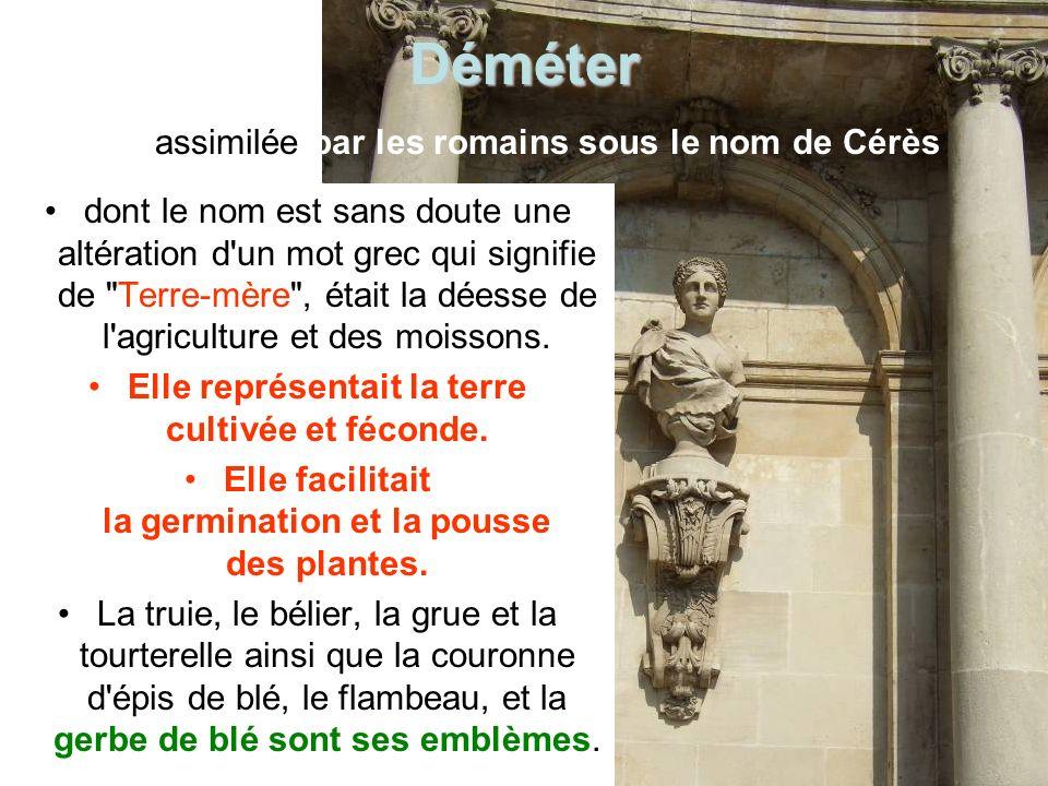 Hermès Hermès = Mercure C est avant tout la personnification de l ingéniosité, de la intelligence rusée et de la chance.