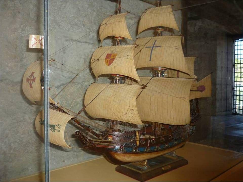 Maquette du fort
