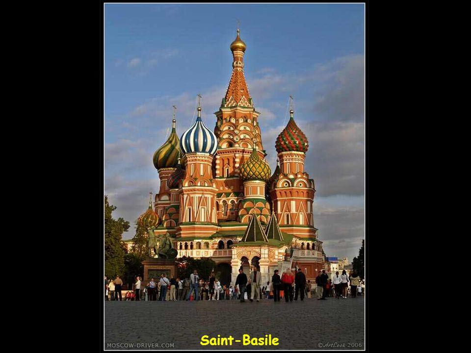 Cathédrale sur la Moscova