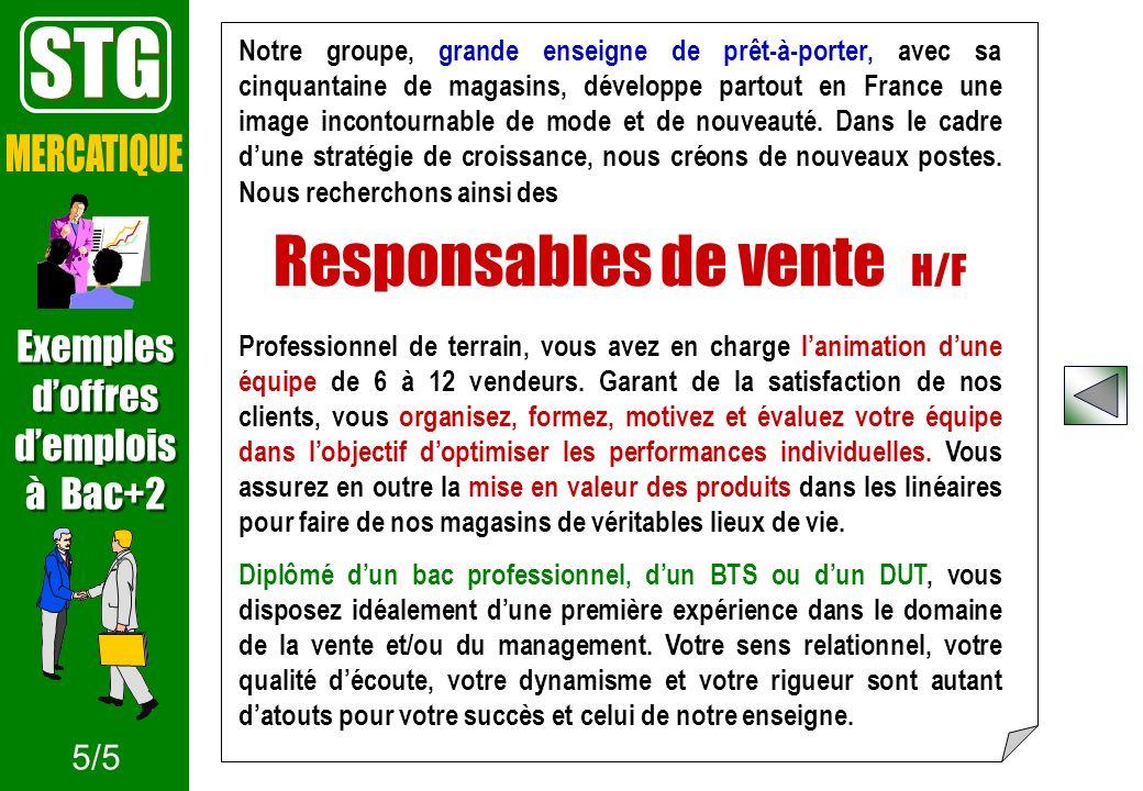 Notre groupe, grande enseigne de prêt-à-porter, avec sa cinquantaine de magasins, développe partout en France une image incontournable de mode et de n