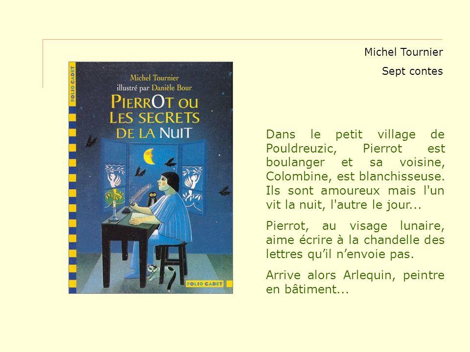 Dans le petit village de Pouldreuzic, Pierrot est boulanger et sa voisine, Colombine, est blanchisseuse. Ils sont amoureux mais l'un vit la nuit, l'au