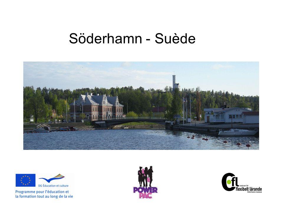 Söderhamn - Suède