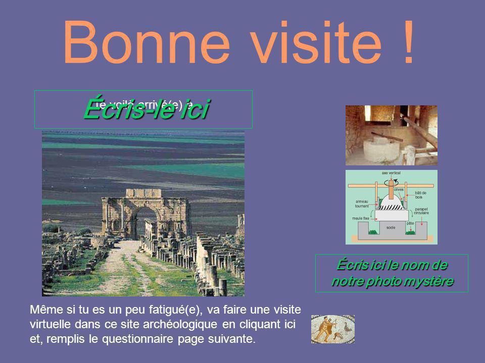 Fiche « Visite Virtuelle » à compléter : 1.A quoi le tumulus pourrait-il avoir servi avant la construction de l enceinte romaine, au 2 ème siècle .