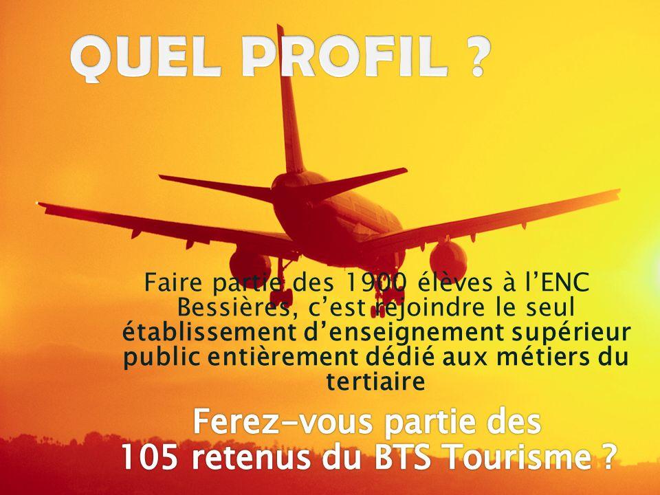 professionnels polyvalents 1 seul objectif : Faire de vous des professionnels polyvalents, centrés sur la relation avec les touristes dune part et la mise en place et la vente des prestations touristiques dautre part.