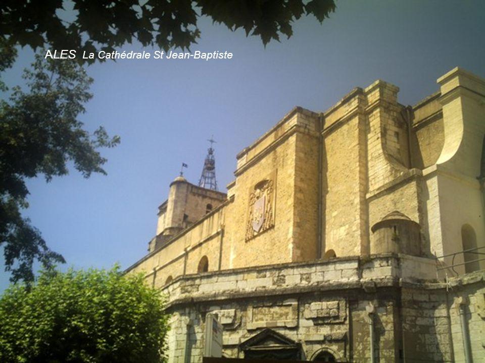 ALES La Cathédrale St Jean-Baptiste