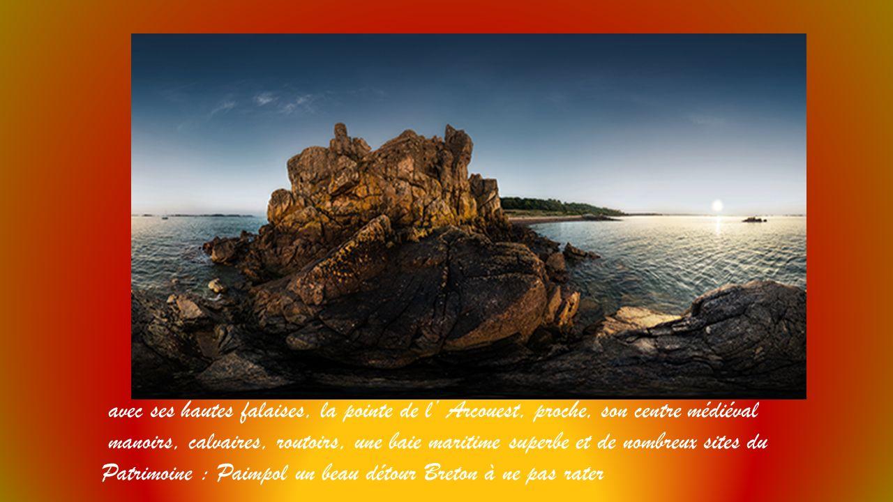 Château de la Roche-Jagu - Le mur des disparus en mer de Plombazlanec – Temple de Laneff Les routoirs à lin