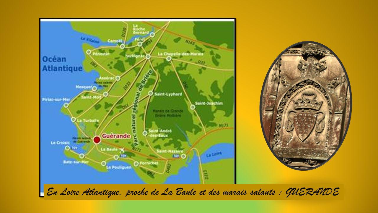 Les plus beaux détours de France la Bretagne Guérande - Paimpol – Vitré - Dinan Proposé par Jackdidier