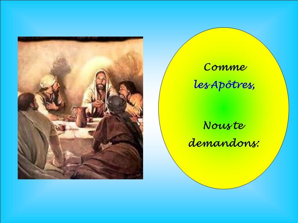 .. Nous sommes des pèlerins Nourris par la prière