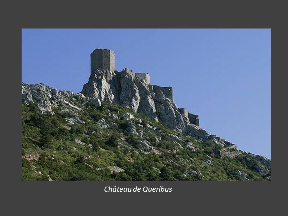 Château de Queribus