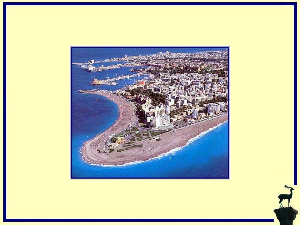 L histoire de Rhodes L île est habitée depuis plus de 2 400 ans.