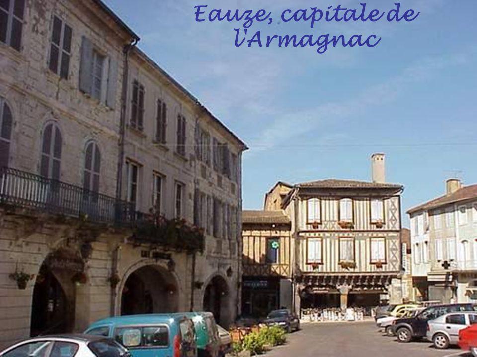 Castelmore où est né d Artagnan