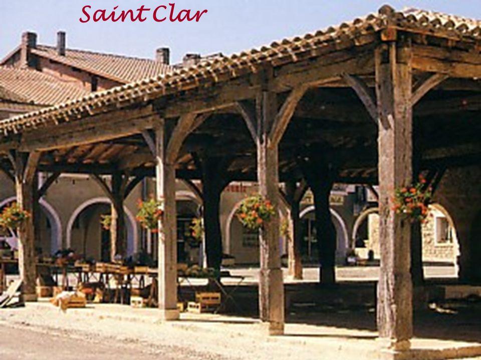 Le lavoir de Barcelone du Gers