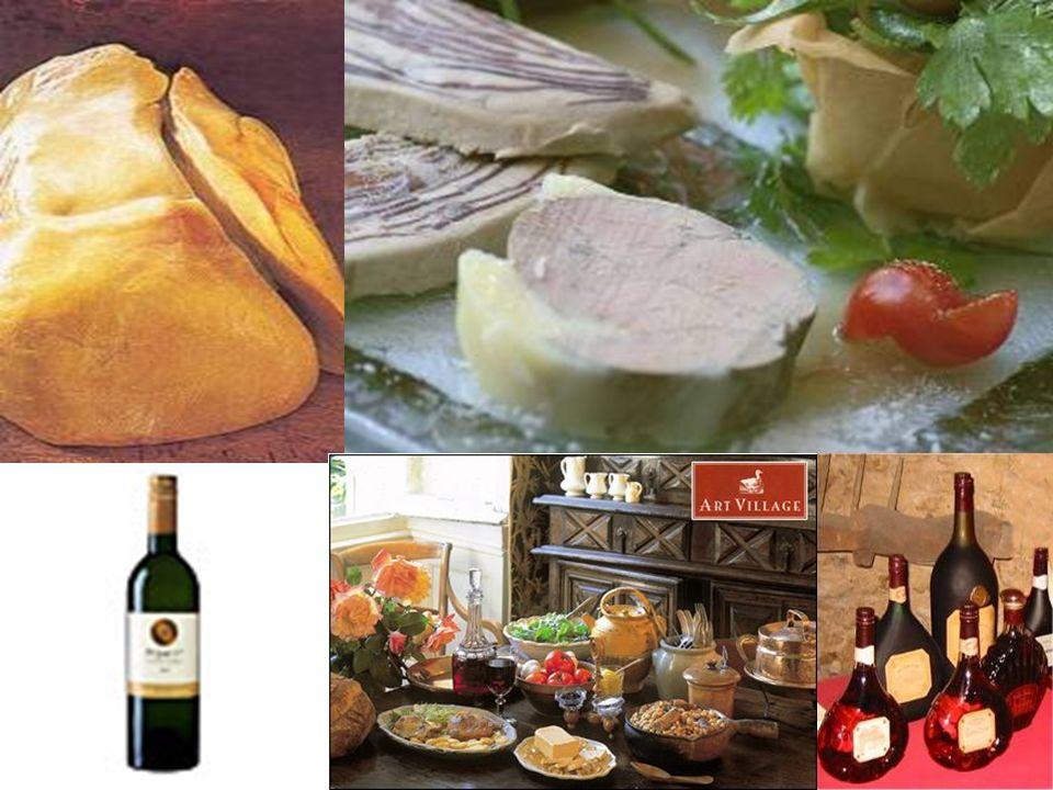 Le vignoble du Gers. Vous devez commencer à vous en rendre compte... nous aimons bien le vin !
