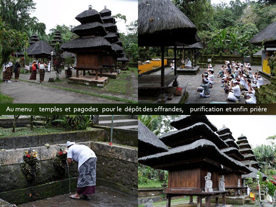Le temple Pura Luhur Batukau