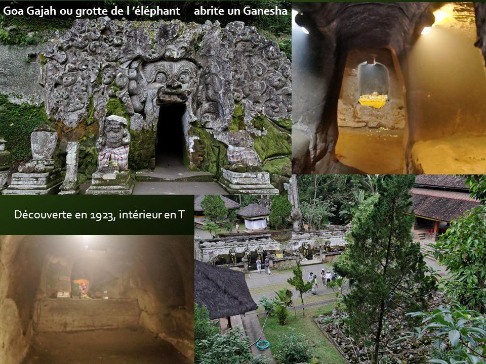 Mise en scène touristique des artistes sculpteurs