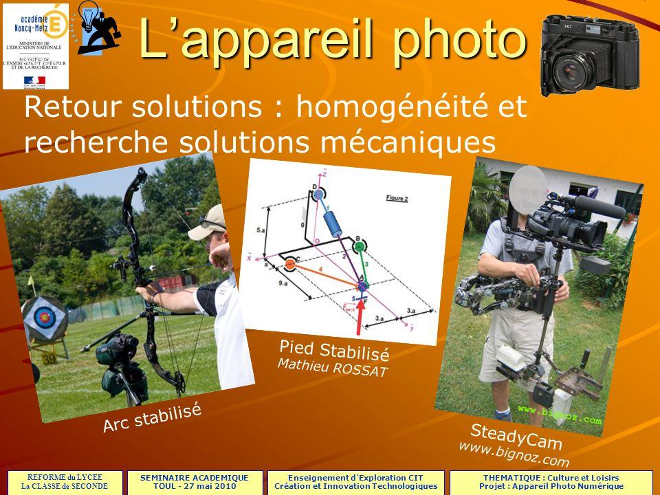SEMINAIRE ACADEMIQUE TOUL - 27 mai 2010 REFORME du LYCEE La CLASSE de SECONDE Enseignement dExploration CIT Création et Innovation Technologiques THEM