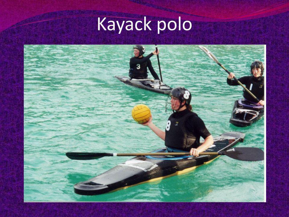 Kayack polo