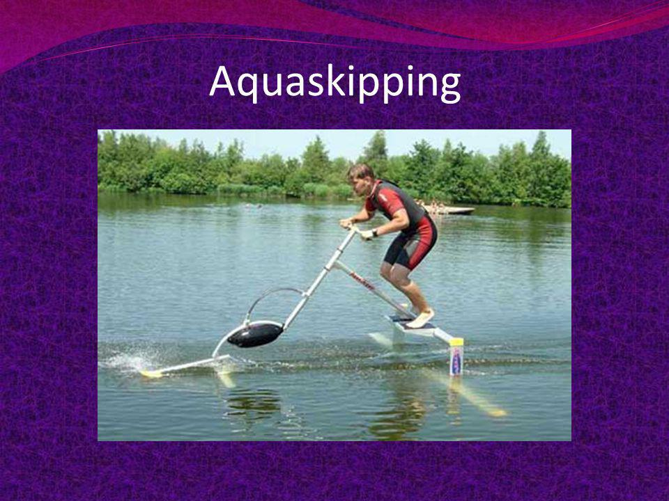 Aquaskipping