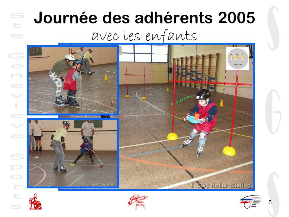 5 Journée des adhérents 2005 avec les enfants