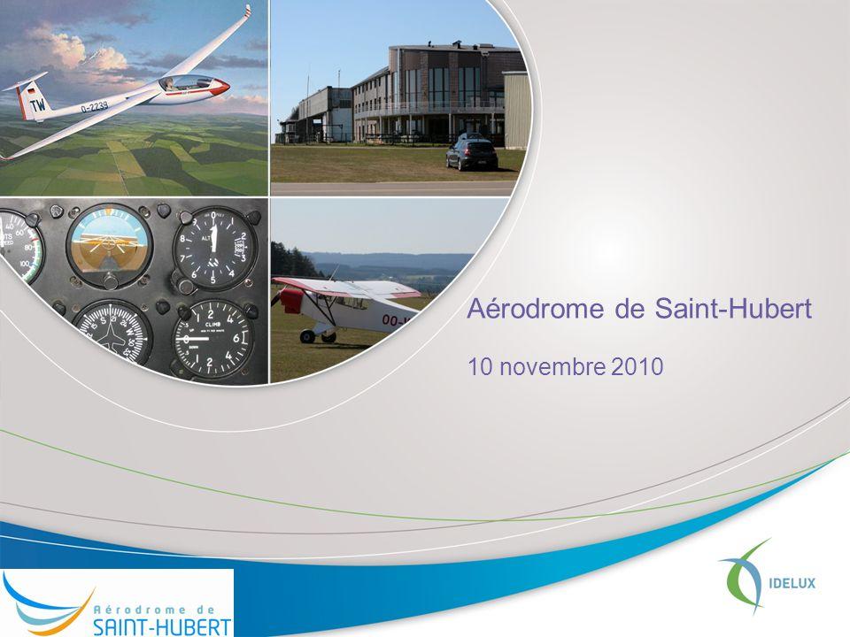 Aérodrome de Saint-Hubert Hier Aujourdhui Et demain ?
