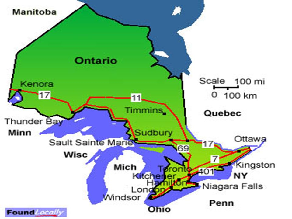 Les universités en Ontario Brock University (St.