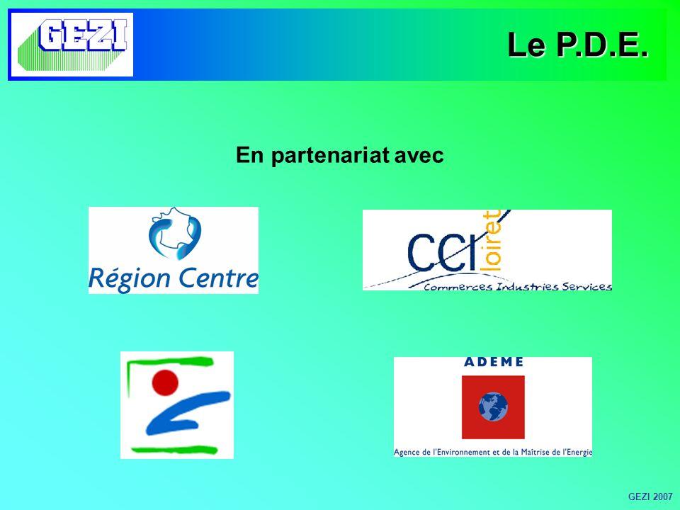 En partenariat avec Le P.D.E. GEZI 2007