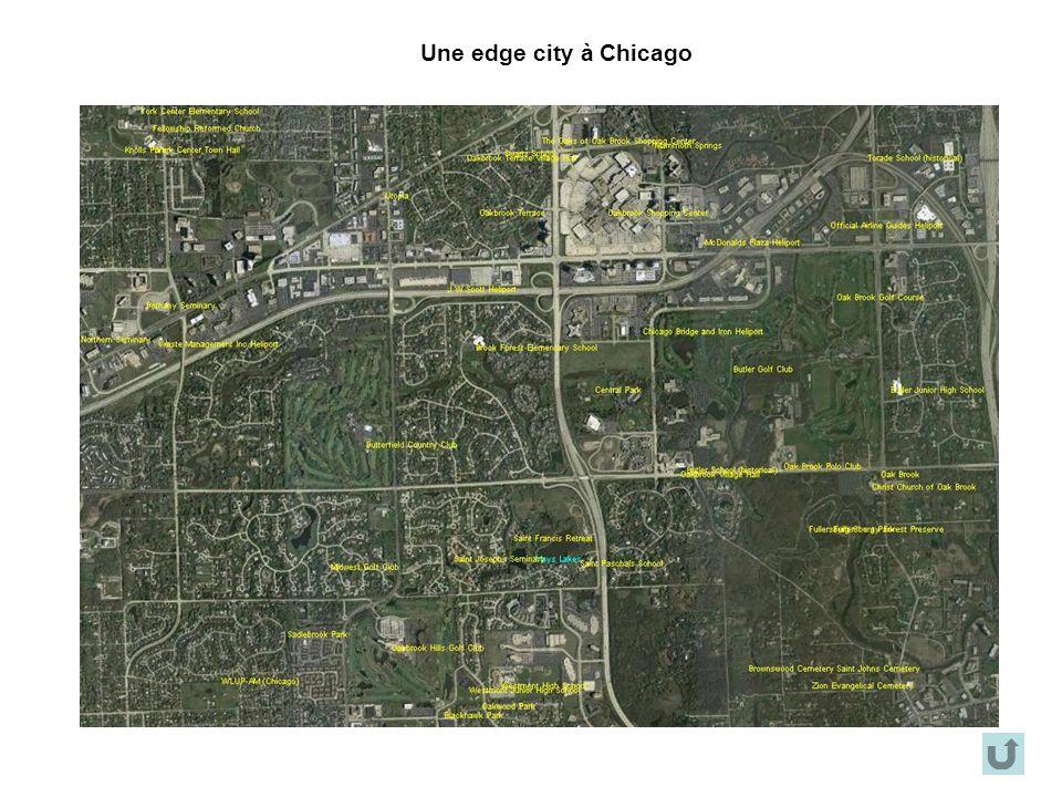 Une edge city à Chicago