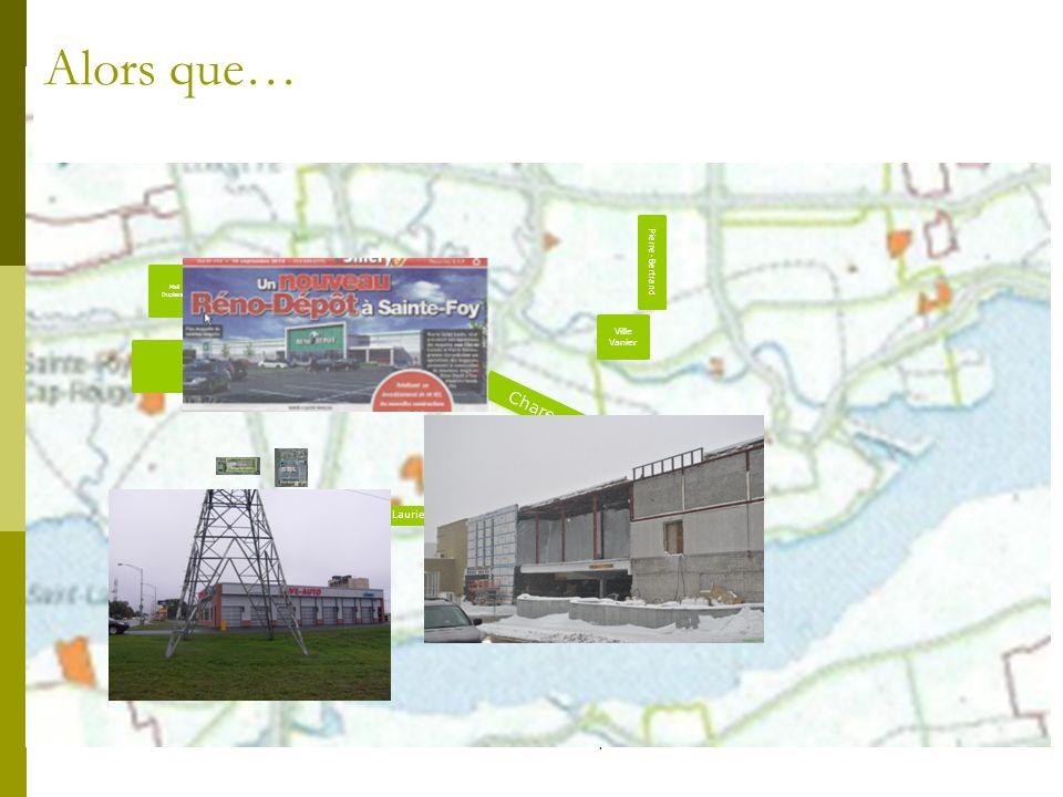 Canada Wood Group Laurier Hochelaga Parc industriel Mail Duplessis Ville Vanier Pierre-Bertrand Charest Alors que…