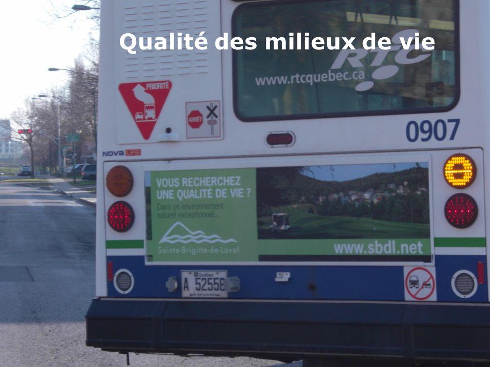Structurer: Mobilité durable Espaces verts, milieux naturels et sites patrimoniaux naturels répartis dans la trame urbaine À proximité de chaque citoyen Vancouver: 5 minutes à pied Hambourg: 500 mètres Qualité des milieux de vie