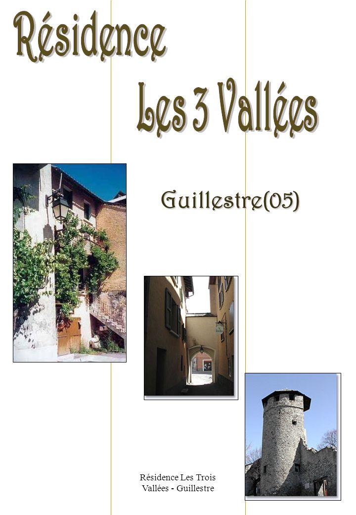 Résidence Les Trois Vallées - Guillestre Guillestre(05)