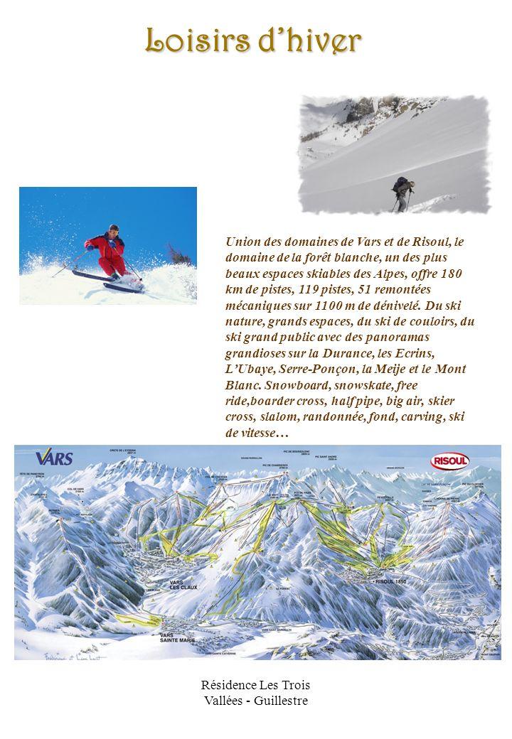 Résidence Les Trois Vallées - Guillestre Fiche Technique Caractéristiques TechniquesImmeuble de 28 Logements Réalisation Promotion MIRABEAU SAS Le Pergolèse Bât.