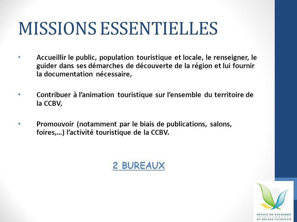 ACCUEIL, INFORMATION et COMMUNICATION Loffice de tourisme est ouvert toute lannée.
