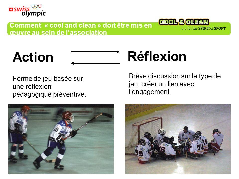 Forme de jeu basée sur une réflexion pédagogique préventive.
