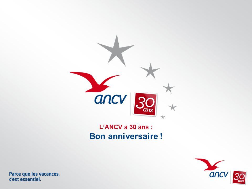 LANCV a 30 ans : Bon anniversaire !