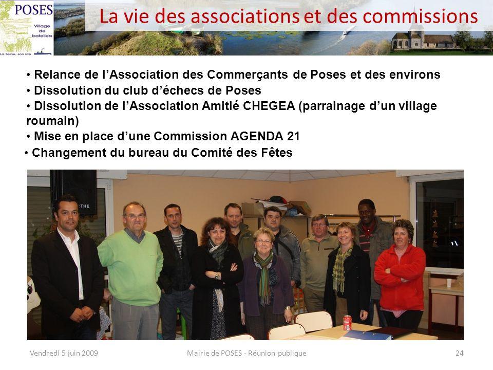 Action sociale Mairie de POSES - Réunion publiqueVendredi 5 juin 200923 Accès au financement d'aide à domicile: Aides ménagères : prendre contact avec