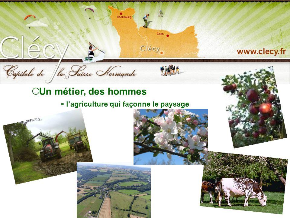 www.clecy.fr Ses produits du terroir