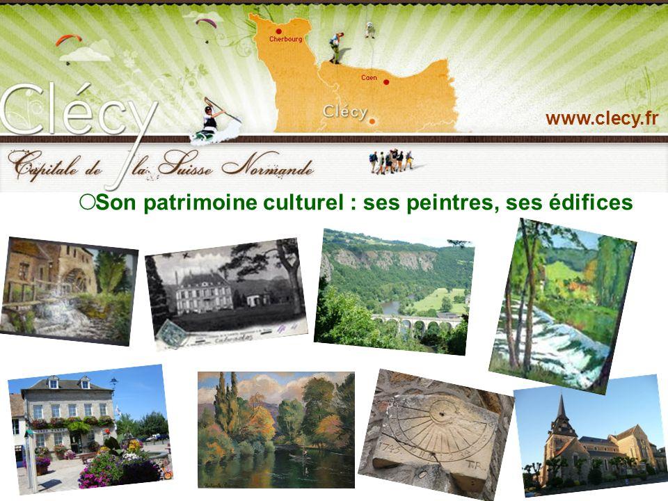www.clecy.fr Un métier, des hommes - lagriculture qui façonne le paysage